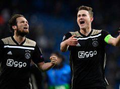 Matthijs de Ligt ci sono le cifre proposte dalla Juventus