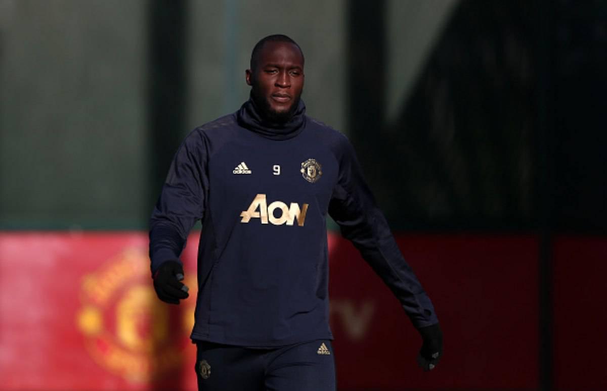 Lukaku Pogba Manchester United