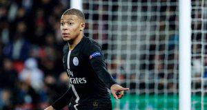 Real Madrid Mbappé
