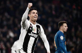 Cristiano Ronaldo Juventus Atletico Madrid