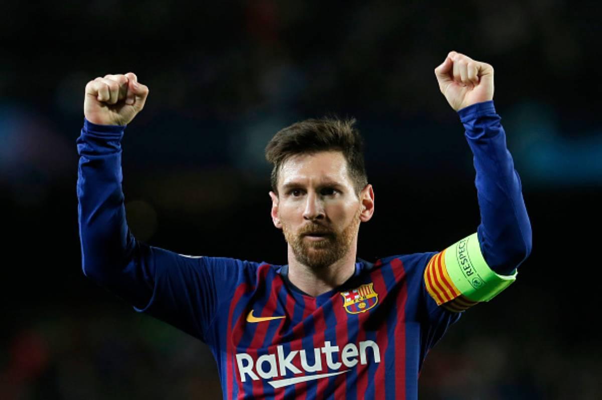 Messi sulla Juventus: