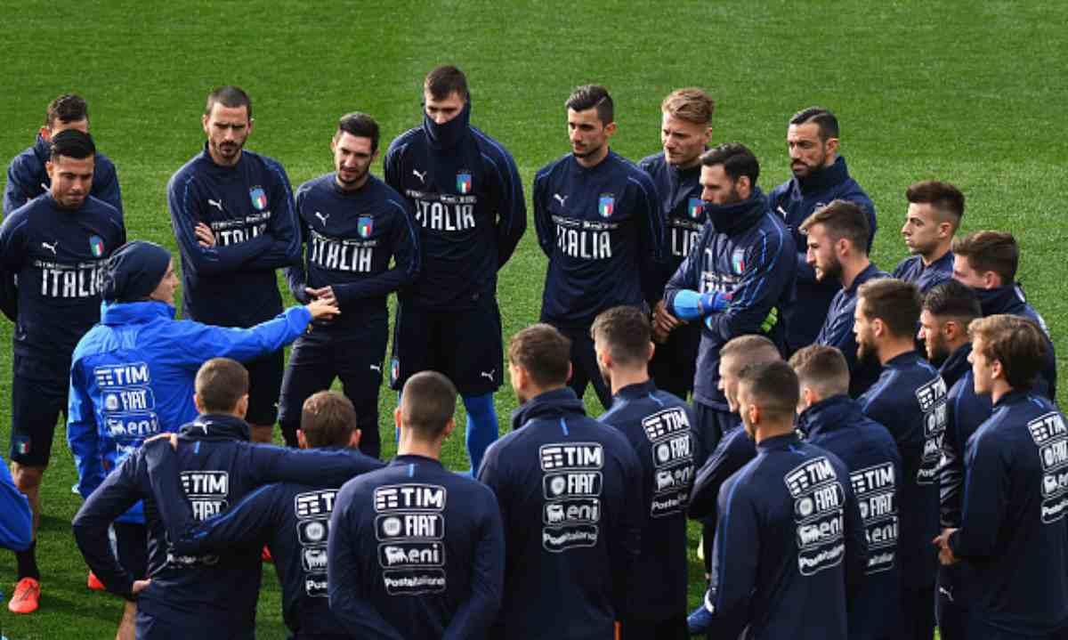 Italia-Finlandia arbitro