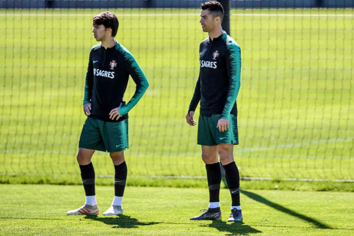 Joao Felix Juventus
