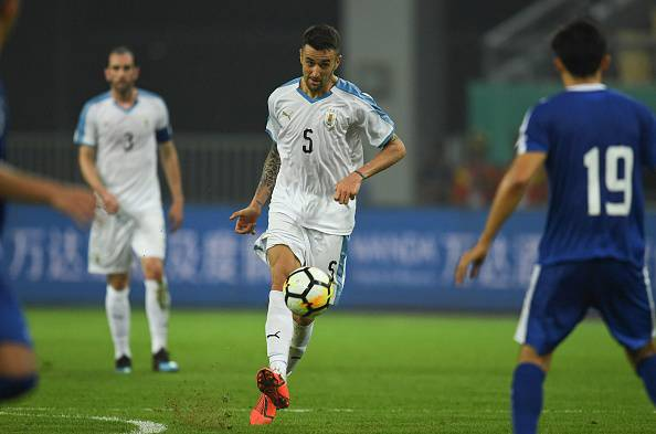 Uruguay China Cup