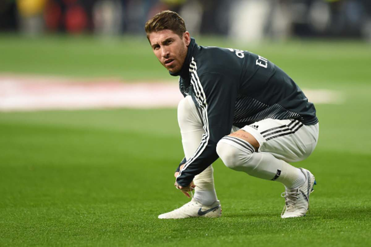 Ramos Real Madrid Perez Marcelo