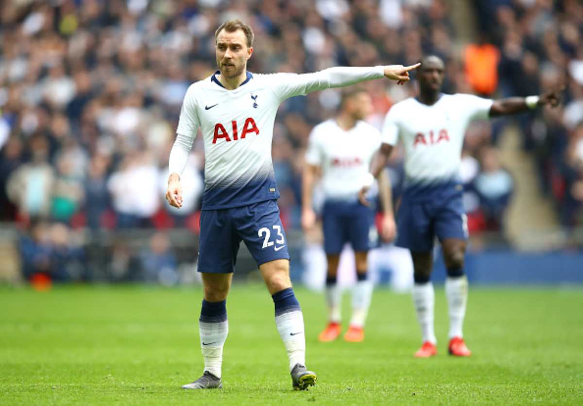 Eriksen Real Madrid