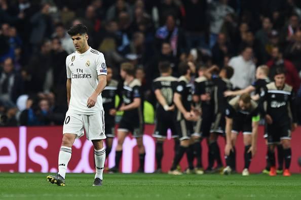 Real Madrid v Ajax