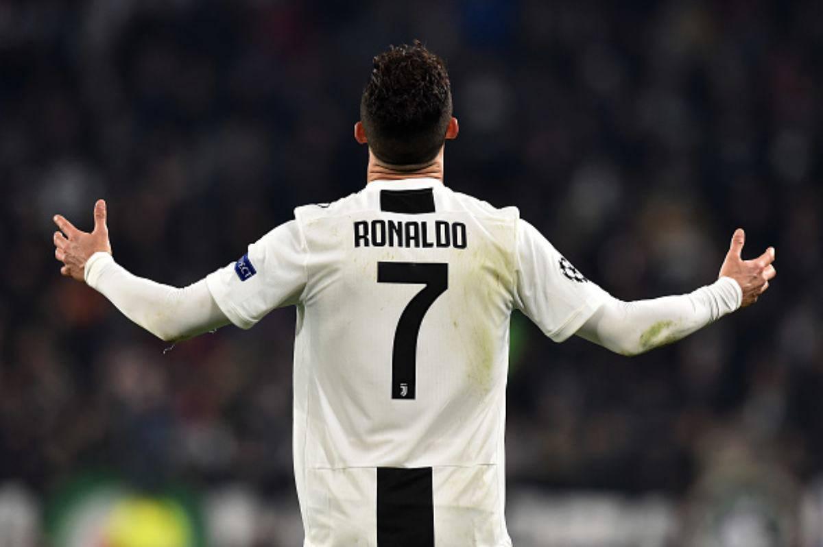 Ronaldo gesto fotografo