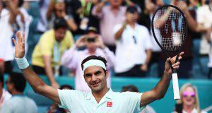 Federer Miami Opens