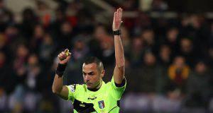 Arbitri Guida Milan Inter Serie A