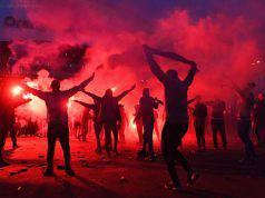 Inter Eintracht scontri