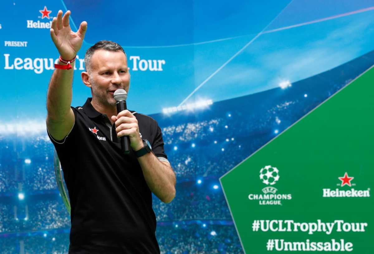 Giggs Manchester United conferma Solskjaer