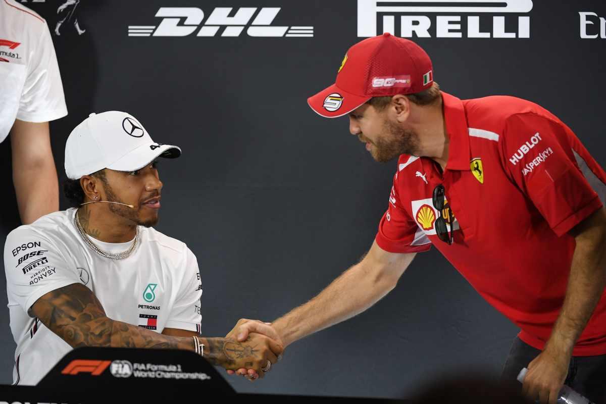 Risultati immagini per Vettel conferenza stampa cina 2019
