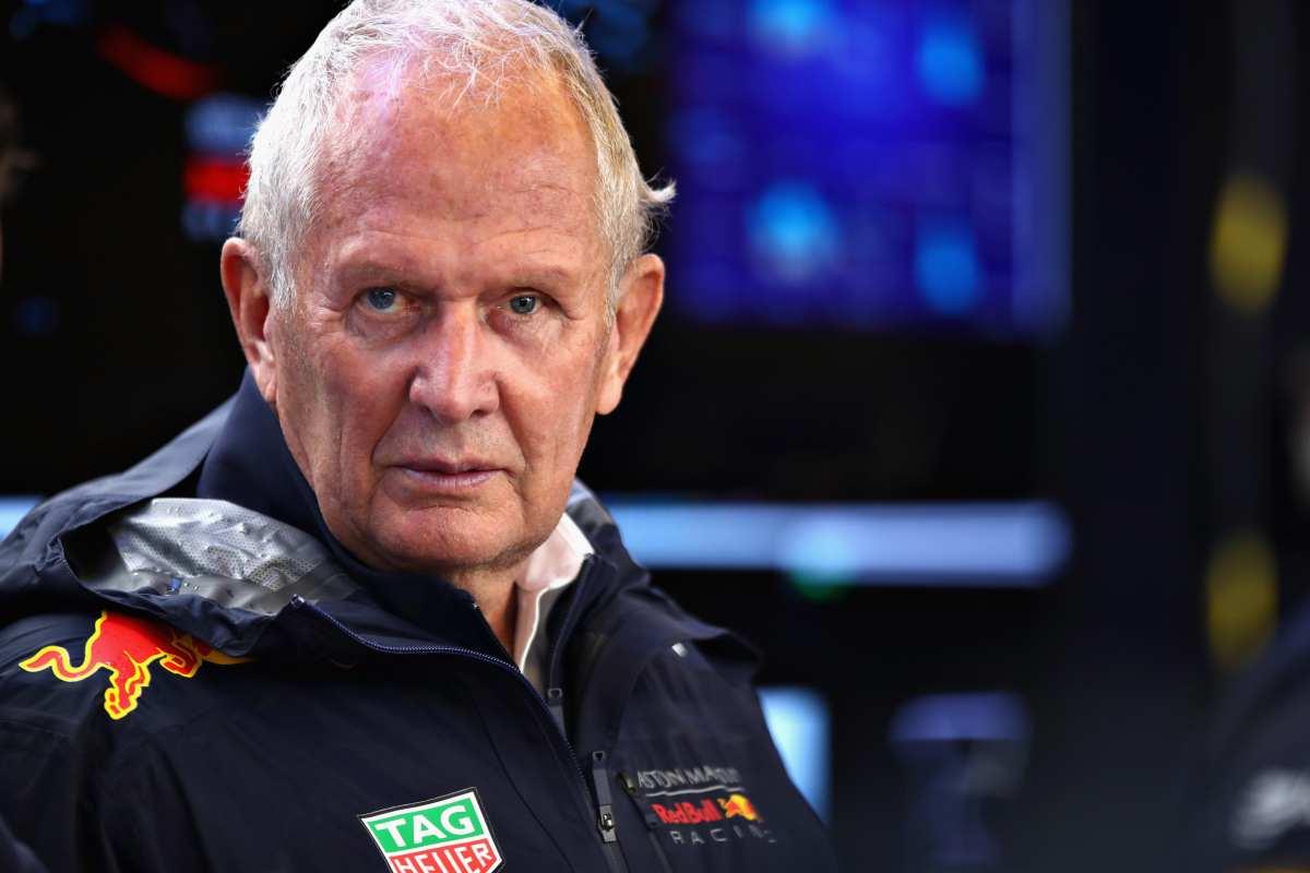 Helmut marko Red Bull Formula 1