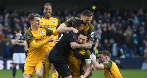 Il Brighton ha vinto ai rigori nella tana del Millwall