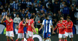 Il Porto perde in casa con il Benfica