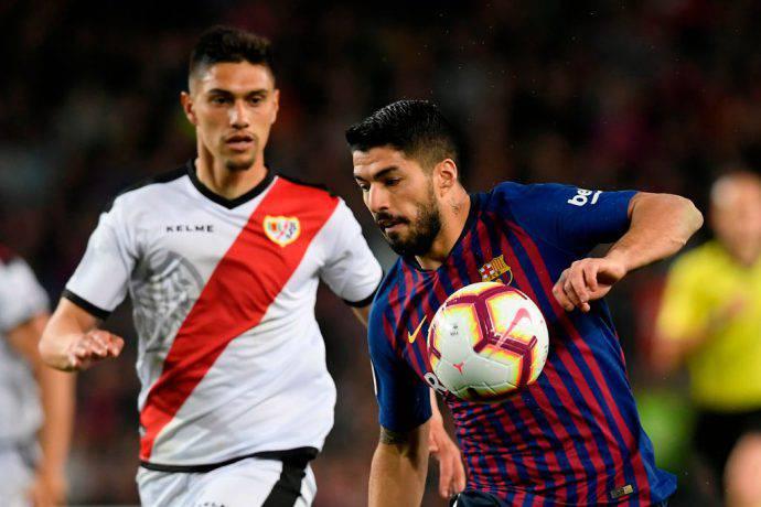 Il Rayo Vallecano ha messo paura al Barça