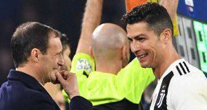 Juventus Allegri Ronaldo missione rimonta Atletico Madrid