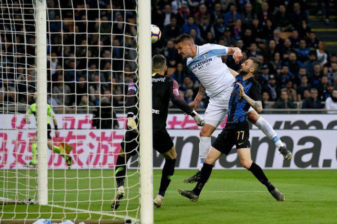 La Lazio sbanca il Meazza