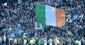 La bandiera irlandese trionfa nel derby di Glasgow