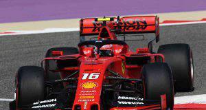 Leclerc charles Ferrari Formula 1 Bahrein