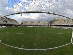 Lo stadio Arechi di Salerno