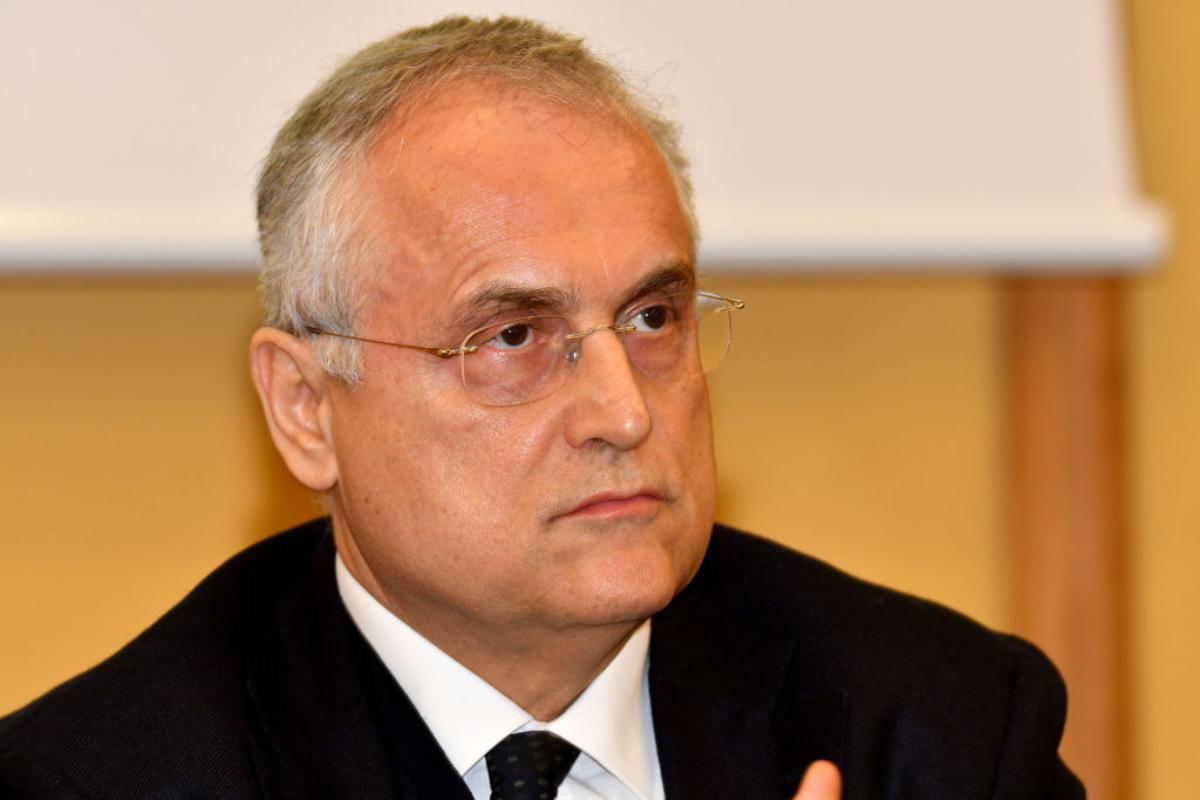 Lotito Presidente della Lazio