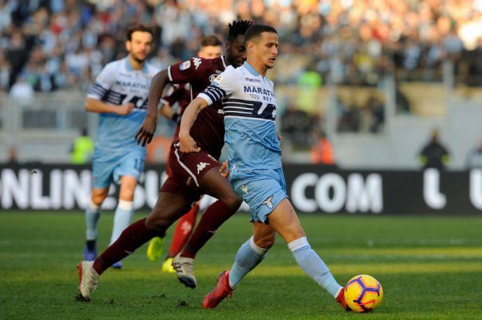 Luiz Felipe in Lazio-Torino