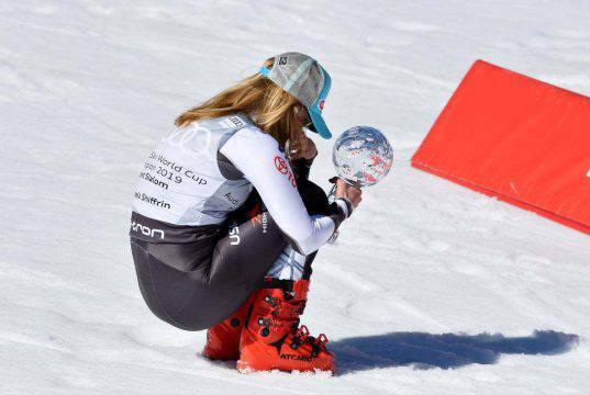Mikaela Shiffrin Sci Alpino Cdm regina stagionale