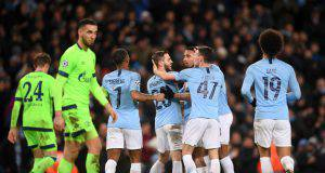Man City da record in Champions