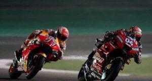 Marc Marquez Andrea Dovizioso MotoGP
