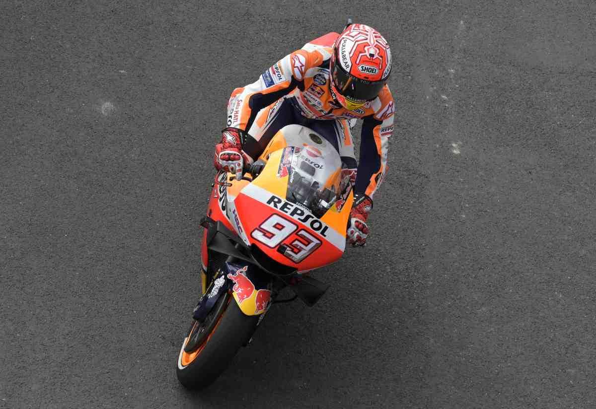 Marquez marc MotoGP 2019 Argentina
