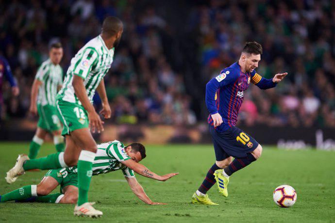 Messi travolge anche il Betis