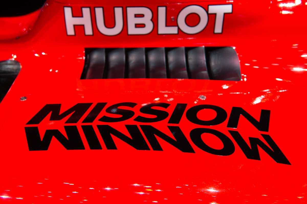 Mission Winnow Ferrari Ducati