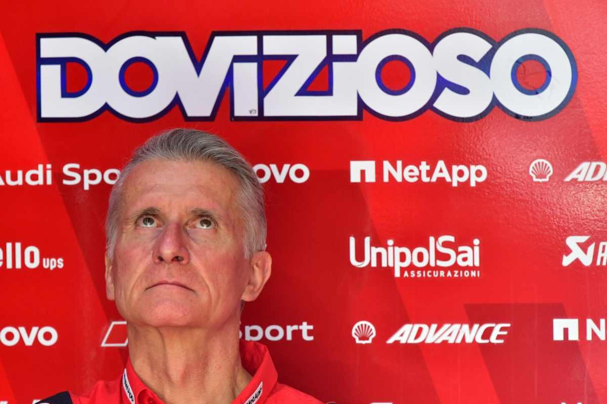 Paolo Ciabatti Ducati MotoGP 2019