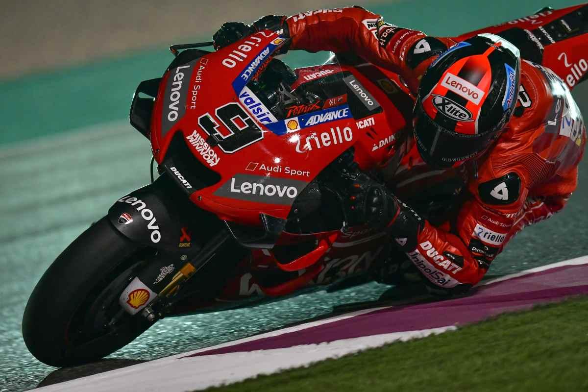 Petrucci Danilo MotoGP Ducati Qatar