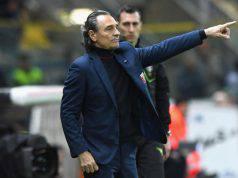 Prandelli Genoa post gara Juventus