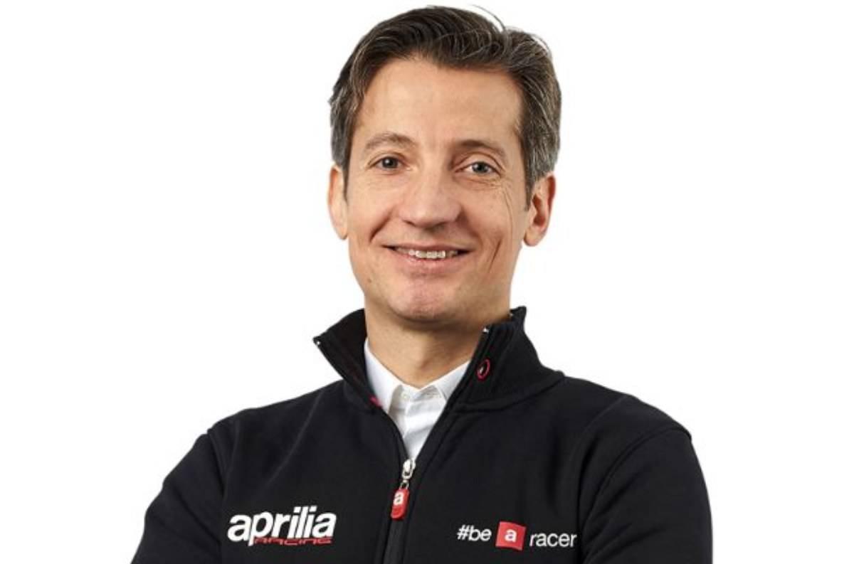 Massimo Rivola MotoGP Aprilia