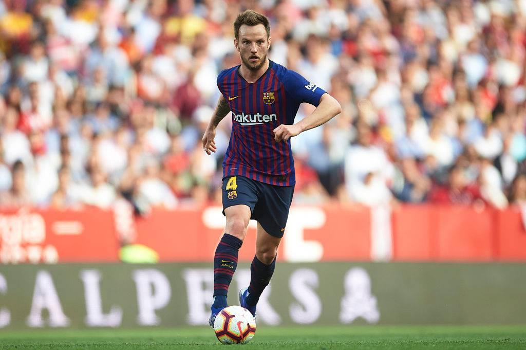 Rakitic Barcellona si allontana dall'Inter