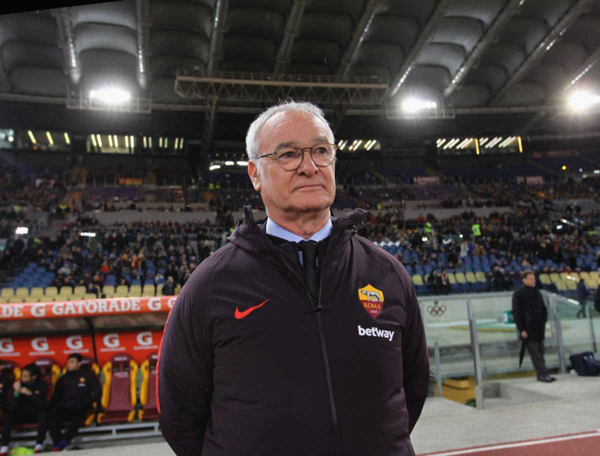 Ranieri Roma antivigilia sfida contro la Spal