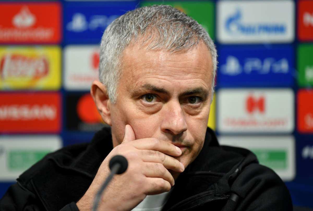 Mourinho Real Madrid ritorno