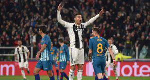 Ronaldo Juventus re della Champions League