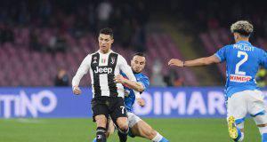 Ronaldo braccato dagli azzurri