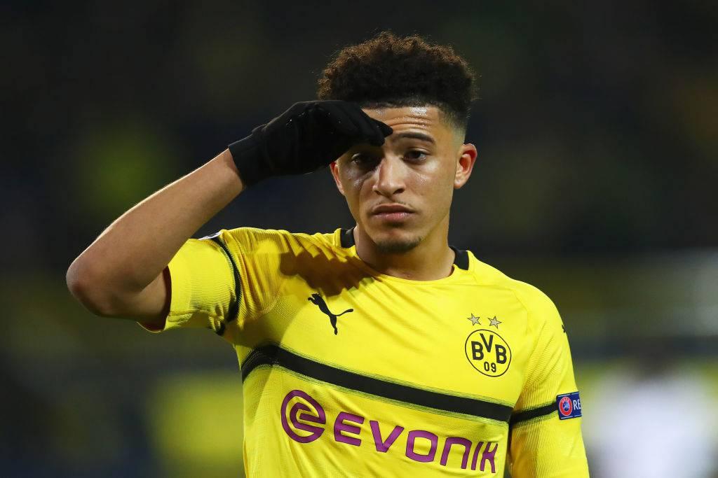 Sancho gioiello del Borussia Dortmund