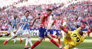 Atletico Madrid Saul