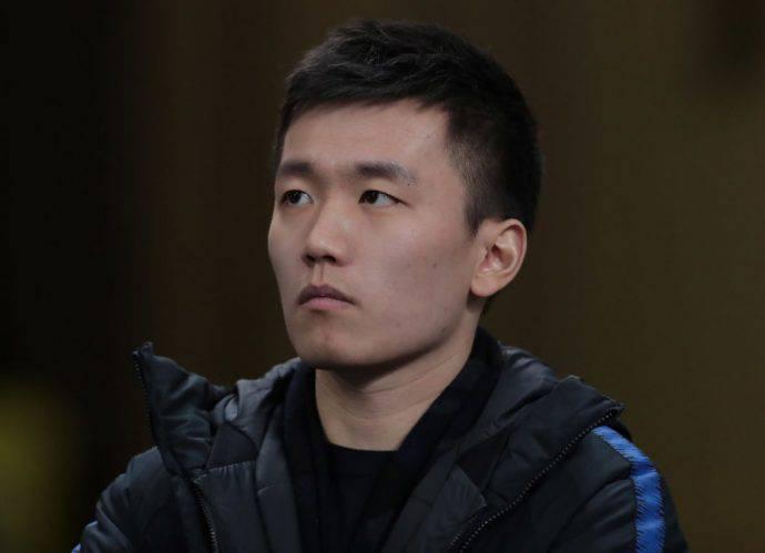 Steven Zhang presidente dell'Inter