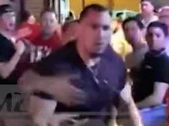 Tyrone Crawford difensore dei Dallas Cowboys coinvolto in una maxi rissa in un pub di Panama
