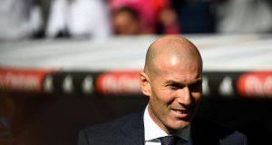 Real Madrid celta vigo Zidane