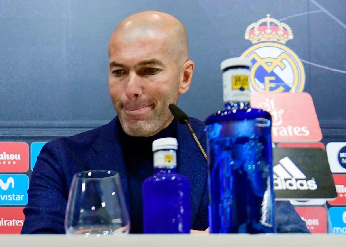 Zinedine Zidane lascia il Canada e rientra in Spagna