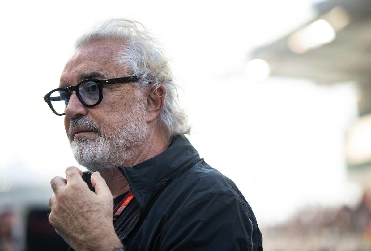 Briatore va già duro sulla Ferrari: